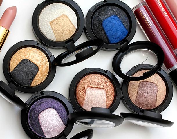 MAC Divine Night Eyeshadows