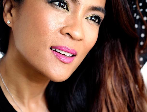 NARS Goodbye Emmanuelle Cinematic Lipstick Swatch