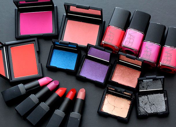 NARS Guy Bourdin Holiday Color Collection