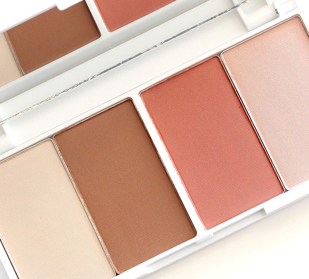 NP Set Contour Highlight Palette closeup