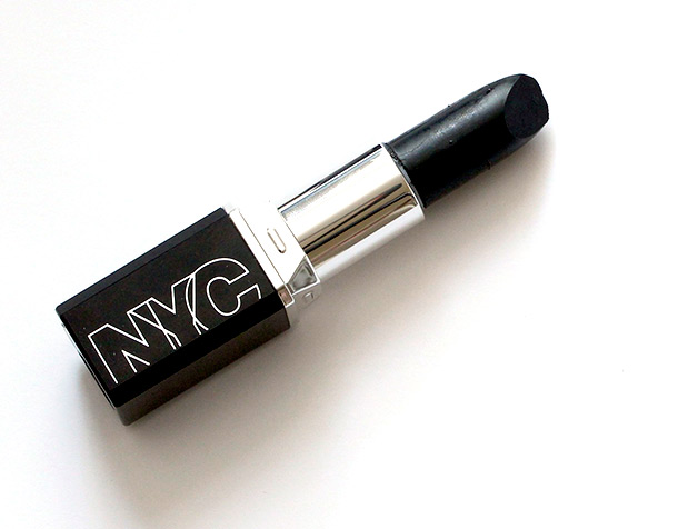 NYC New York Color Black Knight Ultra Last Lipwear