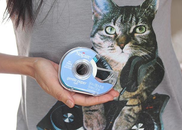 Nexcare Gentle Paper Tape