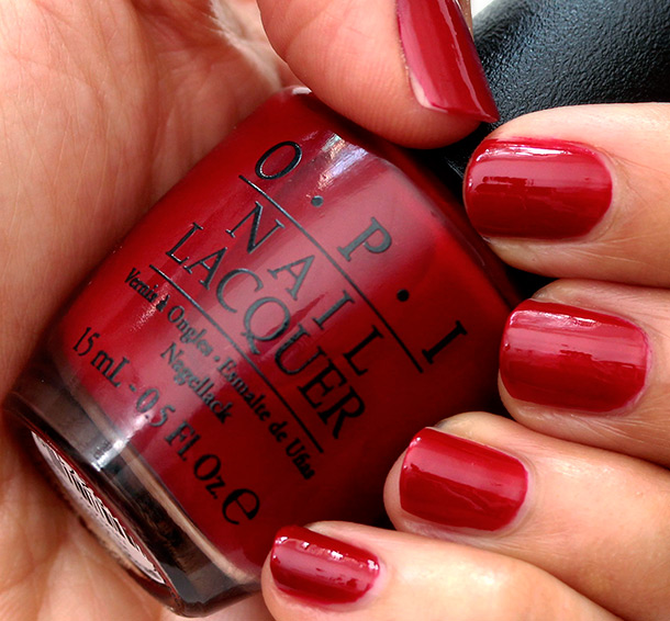 Glitz, Glitter and Glam Steal the Spotlight in the OPI ...