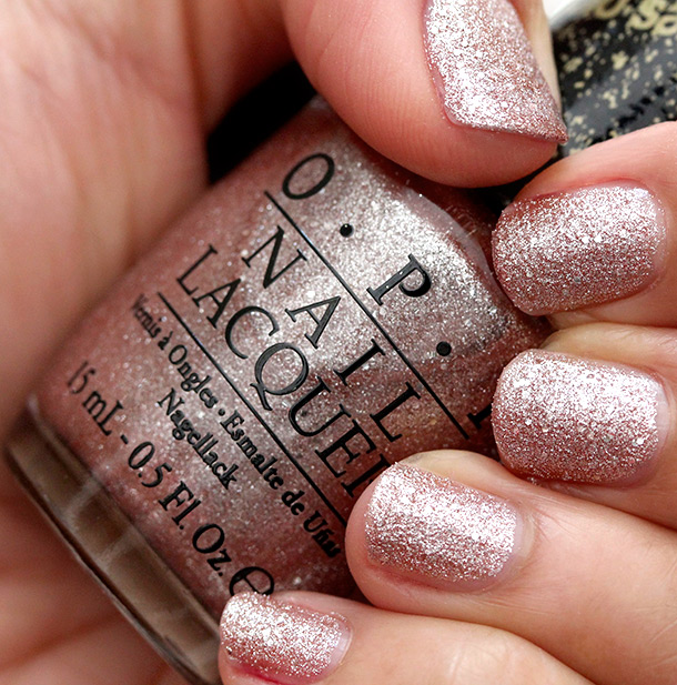 Glitz, Glitter and Glam Steal the Spotlight in the OPI Mariah Carey ...