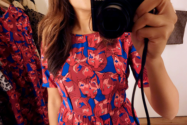 Peter Som for Anthropologie Cat Dress
