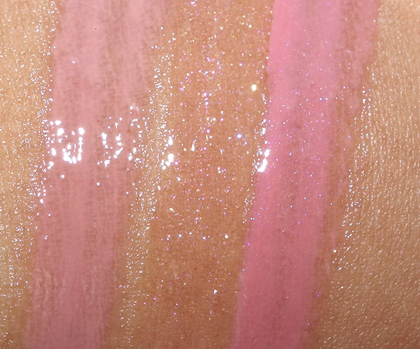 Stila Color Me Glossy Swatches