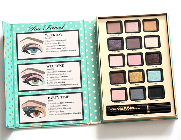 Too Faced Joy to the Girls