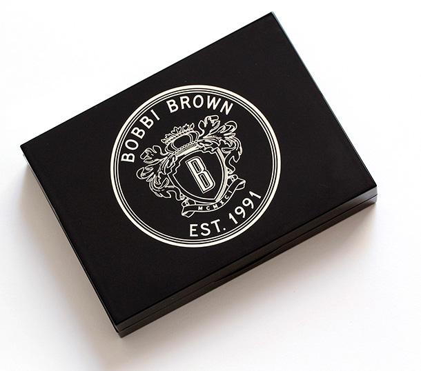 Bobbi Brown Deluxe Lip and Eye Palette packaging