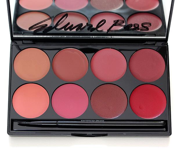 Edward Bess Edward's Best 8-Color Lipstick Palette