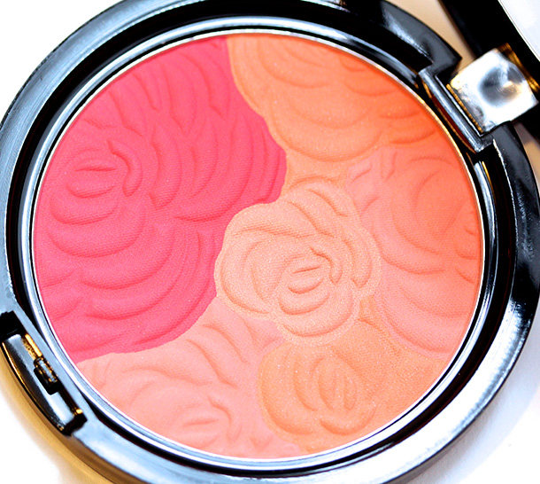 Jane Peach Bouquet Multi-Colored Cheek Powder