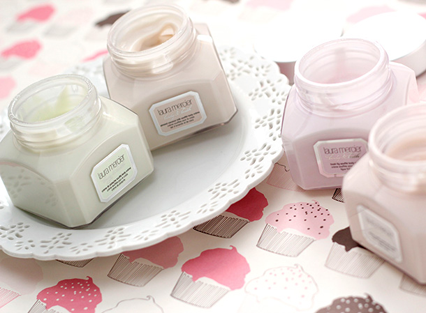 Laura Mercier Soufflé Body Crème Sampler Collection