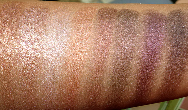 Pixi Perfection Palette in Lit-Up Lovely swatches