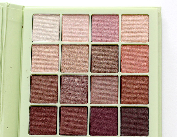 Pixi Perfection Palette in Lit-Up Lovely eyeshadows