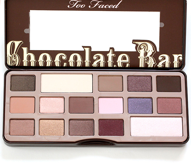 Too Faced Chocolate Bar Palette  sc 1 st  Makeup and Beauty Blog : chocolate box palette - Aboutintivar.Com