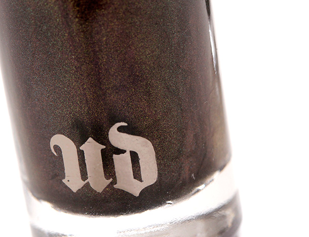 Urban Decay Blackheart Nail Color