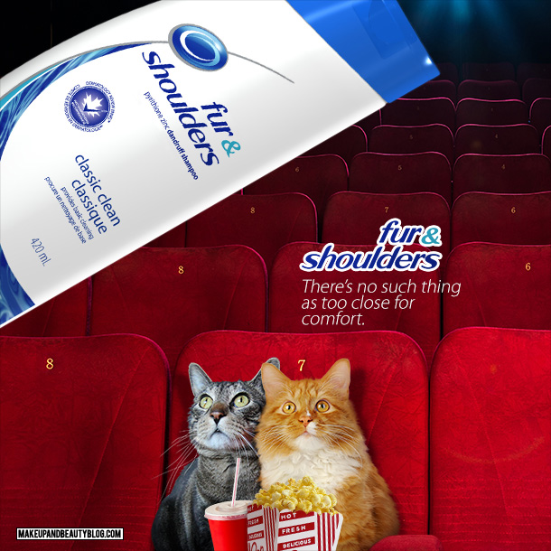 Tabs the Cat for Fur & Shoulders Cat Dander Shampoo