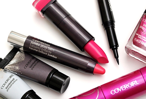 Covergirl Bombshell Collection