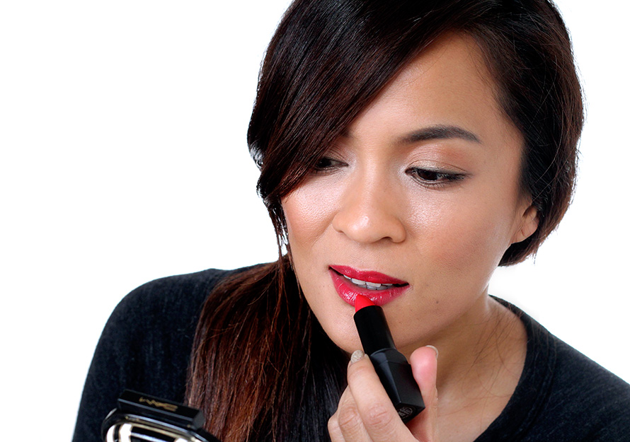 Deborah Lippmann She Bangs Sheer Lipstick