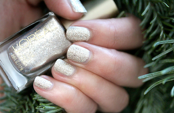 L'Oreal Nail Color in The Statement Piece