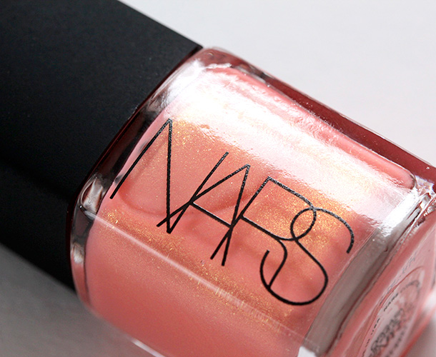 NARS Love Miami: Orgasm Nail Polish