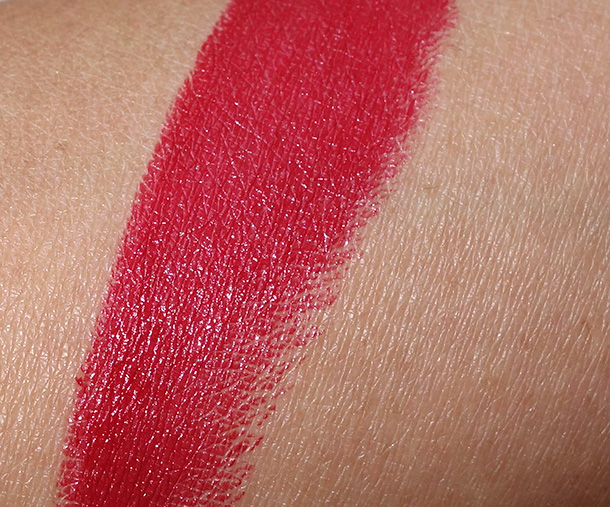 Tom Ford Rouge Fatal swatch