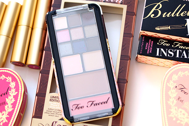 Too Faced Candy Bar Palette