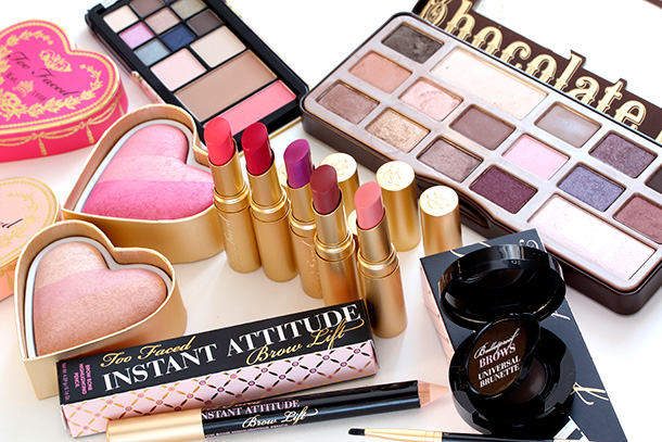 Too Faced Haute Chocolate Spring 2014
