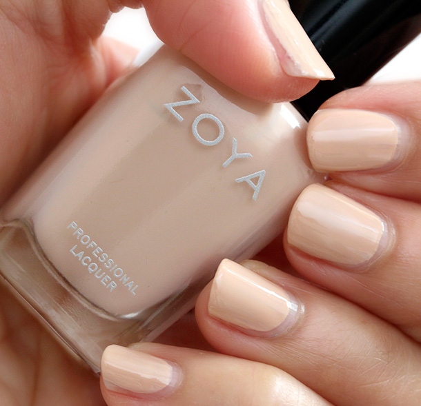 Zoya Chantal Swatch