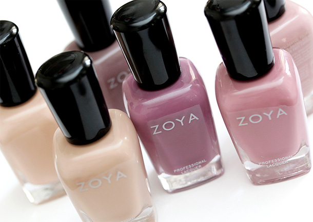 The Zoya Naturel Collection