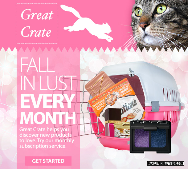 Tabs the Cat for the Great Crate Subscription Service