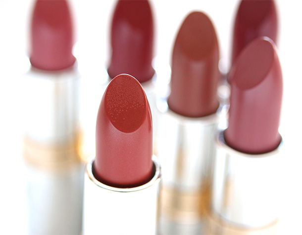 DHC Premium Lipstick GE in Bold Persimmon