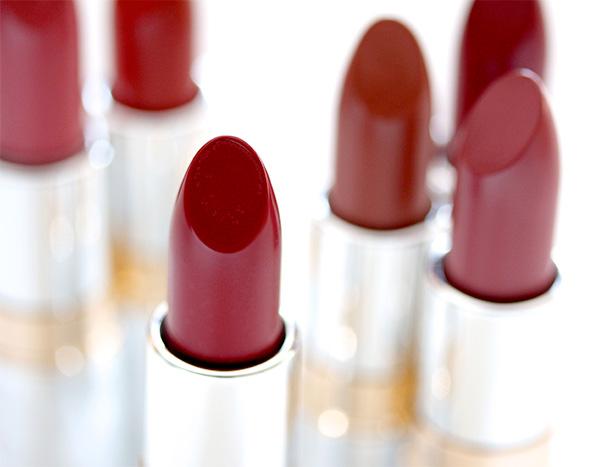 DHC Premium Lipstick GE in Velvety Red