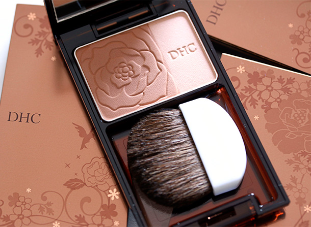 DHC Face Color Palette EX in Sunny Bronze