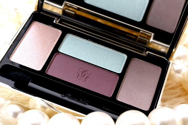 Guerlain Ecrin 4 Eyeshadows in Les Tendres