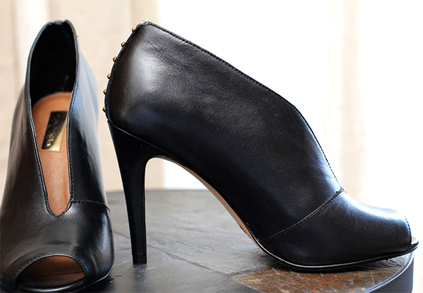 Halogen Katrina Bootie in Black