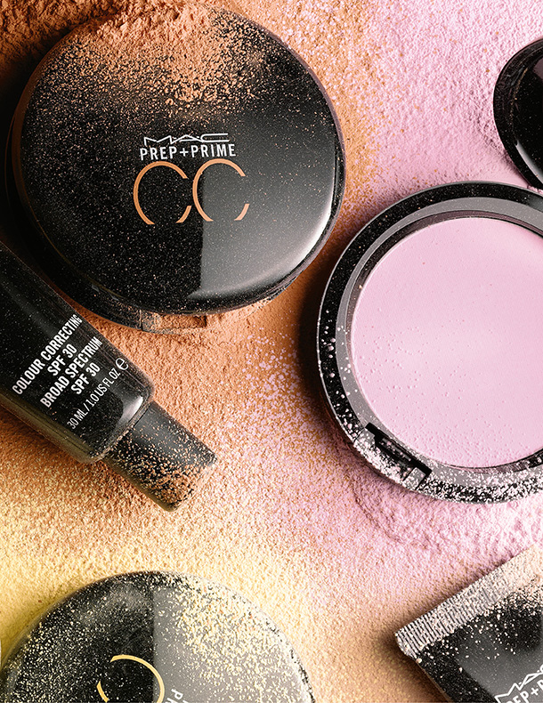 The MAC Prep + Prime CC Colour Correct Collection