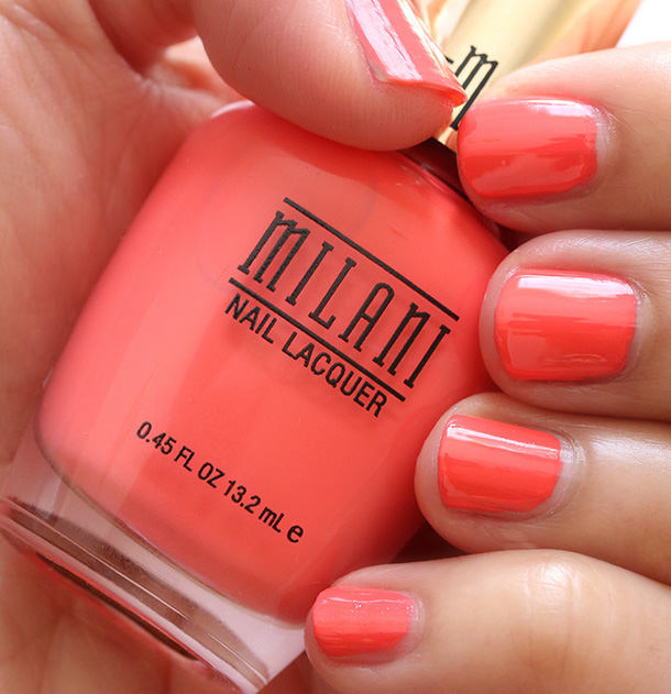 Milani Colorful Coral 04