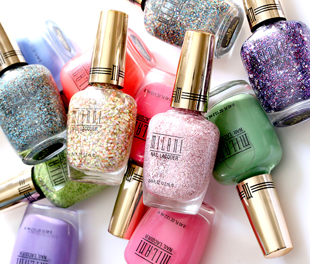 Milani Gold Label spring 2014