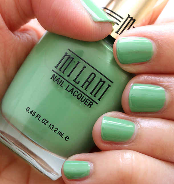 Milani Showy Sea-Green 01