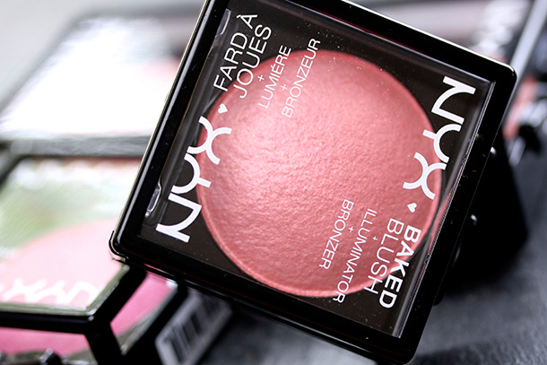 Nyx Baked Blush Ignite Nyx Baked Blush