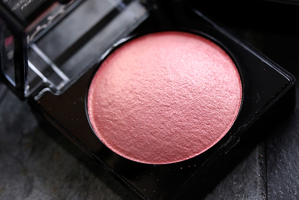 Nyx Baked Blush Ignite Nyx Foreplay Baked Blush