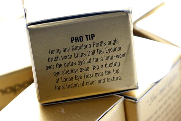 Napoleon Perdis China Doll Gel Eyeliner Pro Tip