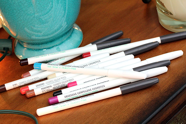 Obsessive Compulsive Cosmetics Colour Pencils