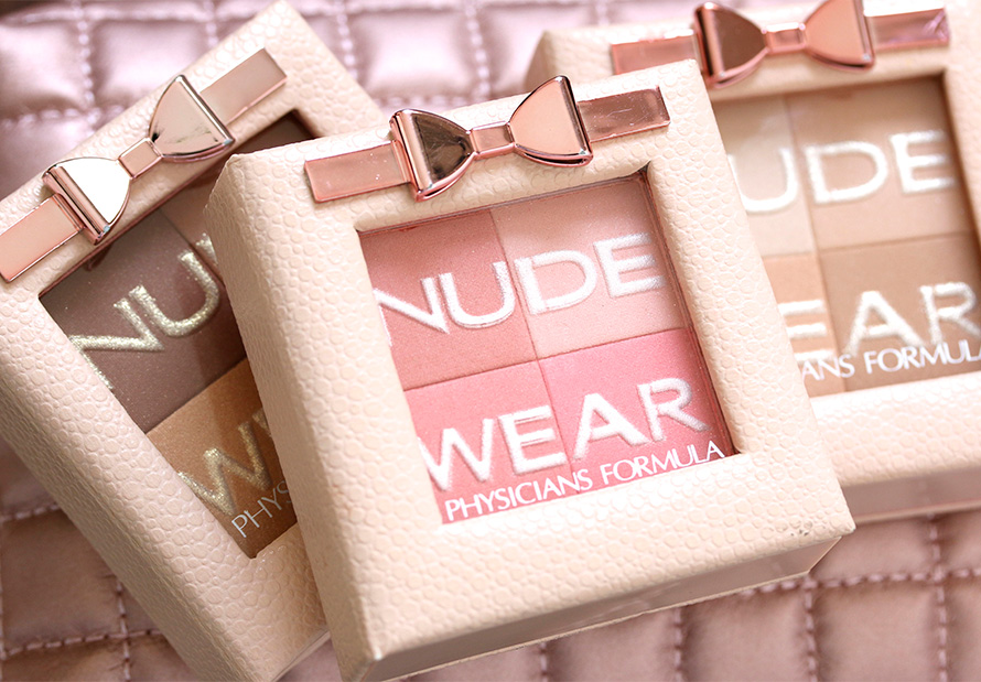 Physicians Formula Nude Wear Nude Glow Collection