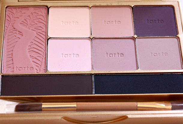 Tarte beMATTEnificent Eye & Cheek Palette