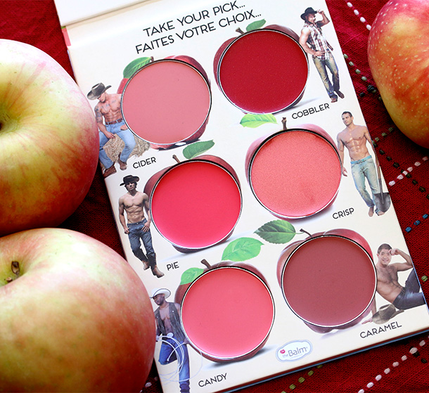theBalm How Bout Them Apples