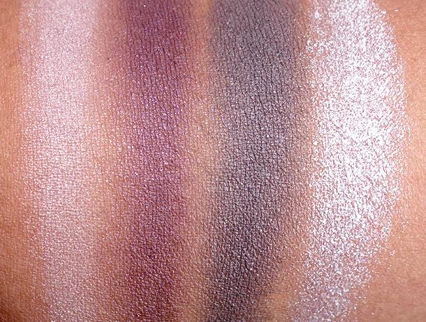 Clarins Vibrant Light Eye Quartet Mineral Palette