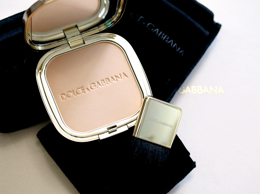 Dolce & Gabbana Perfection Veil Pressed Powder