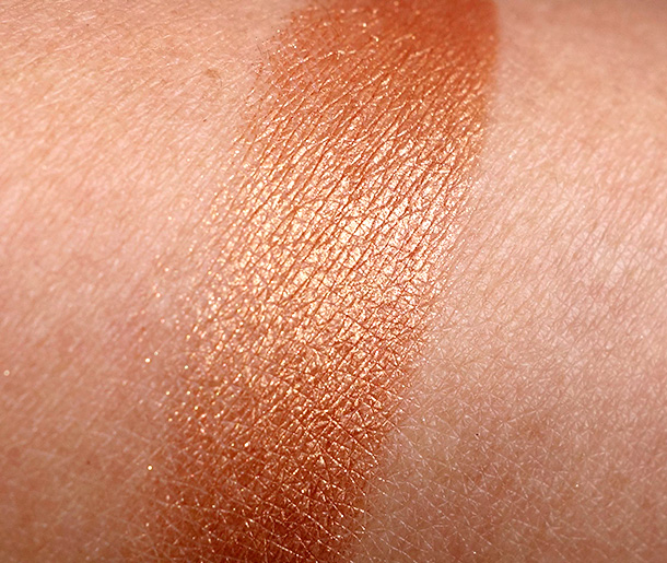 MAC Amber Lights Eye Shadow Swatch
