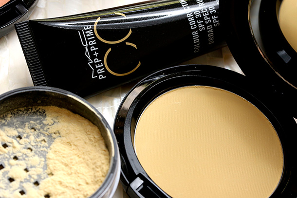MAC Prep + Prime CC Colour Correcting Products in Neutralize